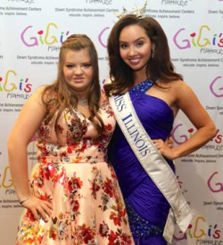 Gigi Gianni, Grace Khachaturian (Miss Illinois)