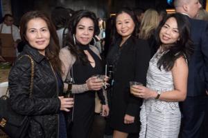 Jenny Nguyen, Tina Ngo, Anna Doan and Tammy Pham