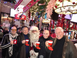 Santa Baby Bar with Michael Kutza and friends