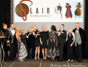 Chicago Lighthouse FLAIR fashion show