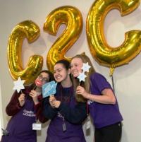 C2C volunteers