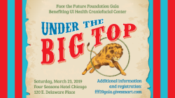 Face the Future Foundation Gala, March 23.