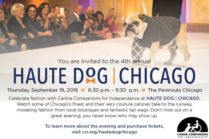 HAUTE DOG CHICAGO 2019 Save the Date - For Social