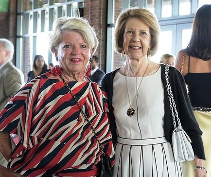 Peggy Martay and Patti Stratton.