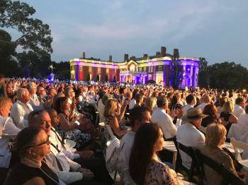 THE BEST AND BIGGEST SUMMER PARTY FEATURES DIANA ROSS