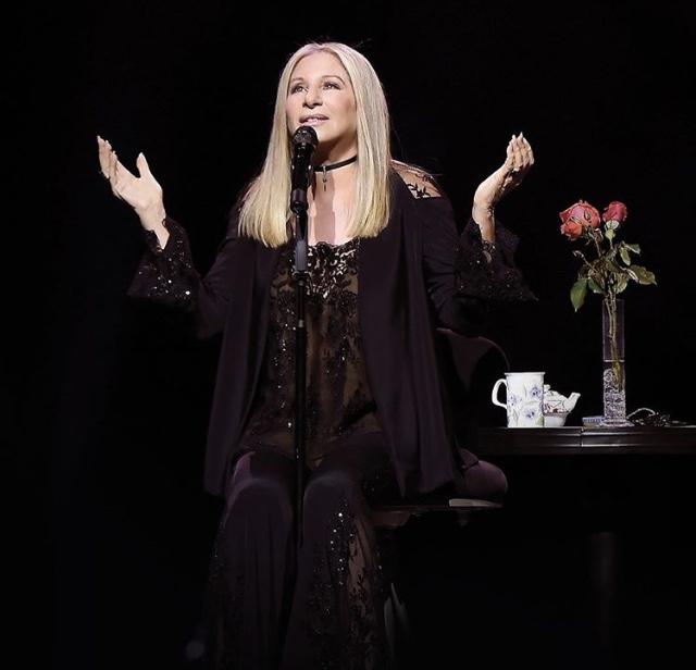 Streisand by Kathy