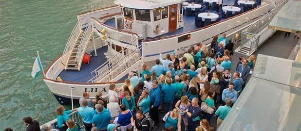 Ovarian Cancer Cruise