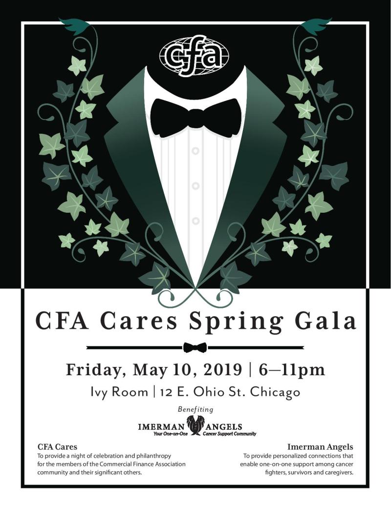 CFA Cares May 10