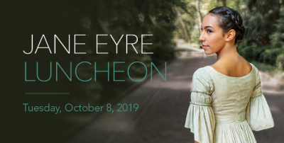 Jane Eyre Luncheon Header