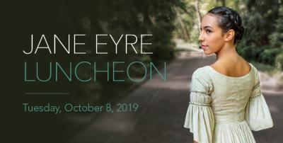 Jane Eyre Luncheon Header