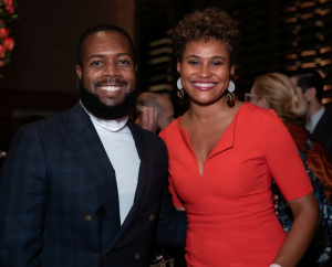 Image04_Brian Riddick and Constance Jones at CSLA 2019 - Photo Credit  Lynn Renee Photography