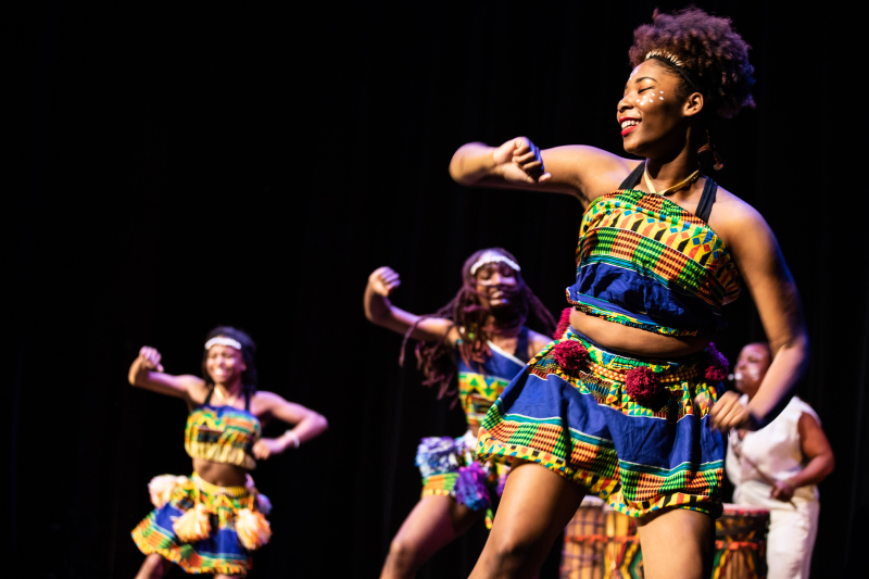 Ayodele Drum and Dance_Photo by Robin Subar