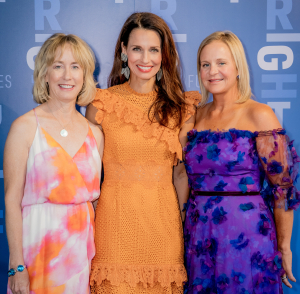 Co-chairs Susie Healey  Wilmette  Colby Gaines  Chicago and Buffy Maier  Winnetka - FB chairs