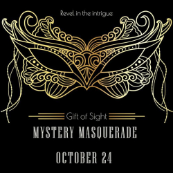 Eversight Mystery Masquerade October 24