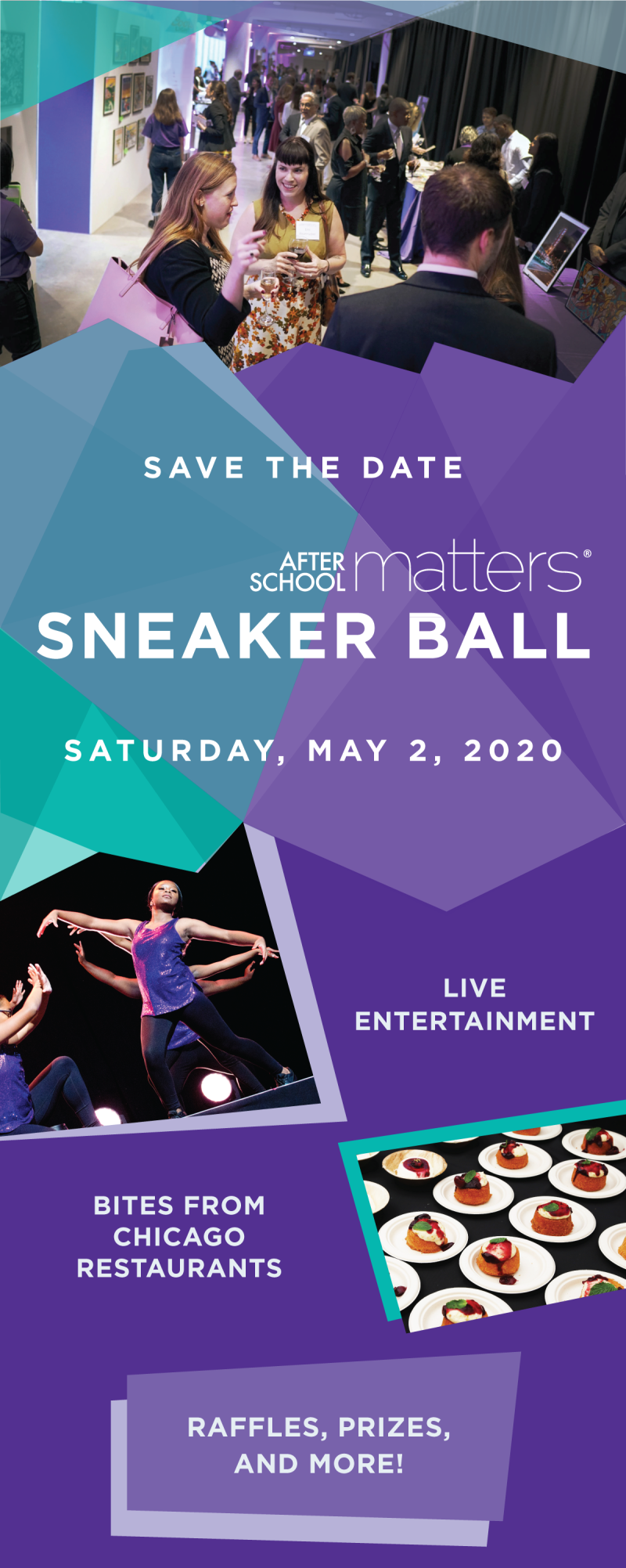 After School Matters Sneakers Ball 2020