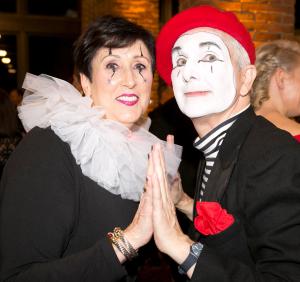 Paula Kahn and pantomime