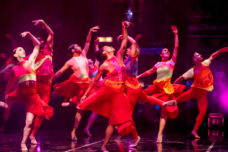 Dance for Life finale by Randy Duncan  photo by Todd Rosenberg Photography.