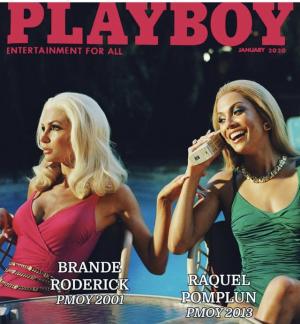Brande and Raquel