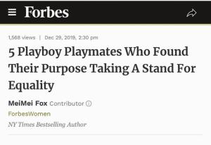Forbes by MeiMei Fox