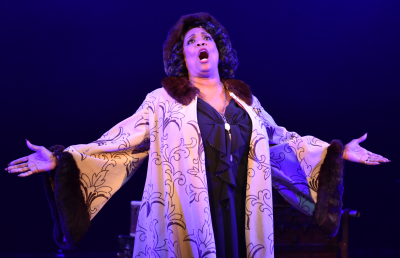 E. Faye Butler in Porchlight Music Theatre's Gypsy
