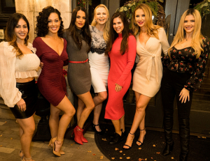 PLAYBOY HOLIDAY PARTY UNVEILS ITS FIRST EQUALITY ISSUE FEATURING FIVE DECADES OF PLAYMATES