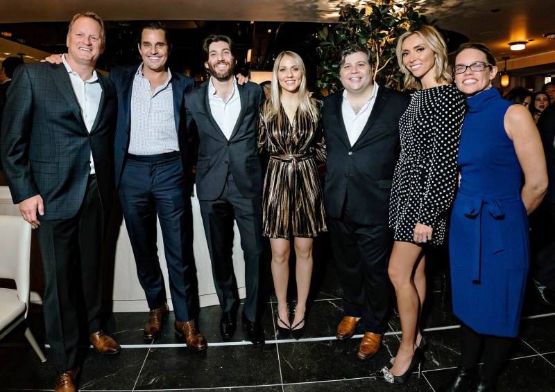 RPM Partners - Chris Meers  Bill Rancic  Jerrod Melman  Molly Melman  R.J Melman  Giuliana Rancic  Kelly Clancy