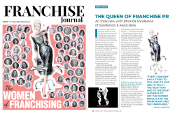 Franchise Journal - Rhonda SandersonStory