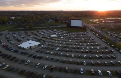 McHenry Drive-In Theater