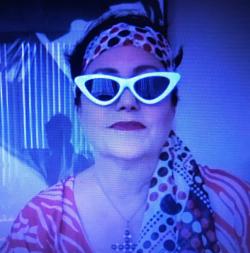 Michelle Bibergal--president costume council
