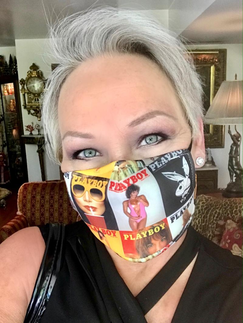 Playboy Mask 9-20