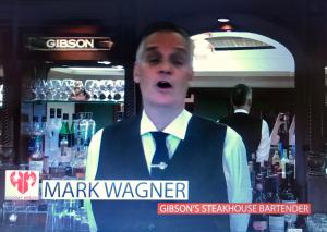 Mark Wagner gibsons bartender