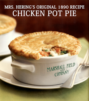 Marshall Filed Chicken Pot Pie