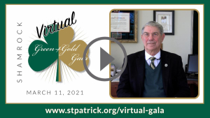 Green and Gold Gala  2021--March 11