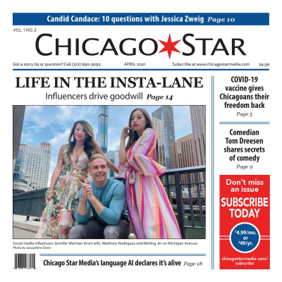 Chicago Star -4-1-21