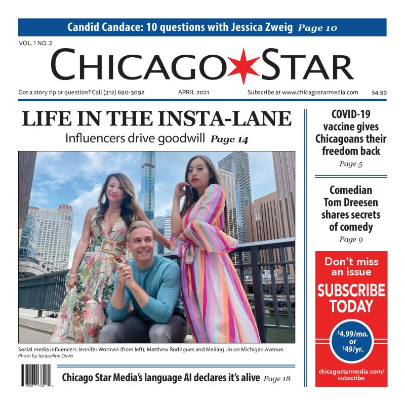 Chicago Star -4-1-21