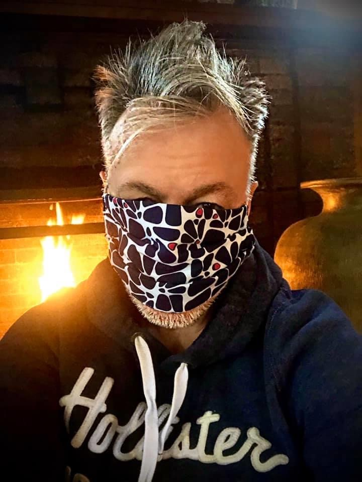 Masked Mark