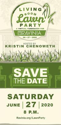 Ravinia Lawn Party