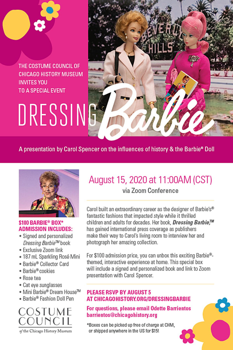 Dressing Barbie EVITE