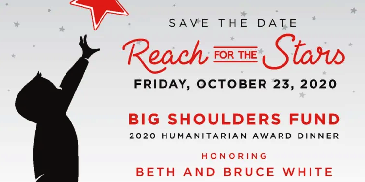 Big shoulders reach for the stars oct. 23
