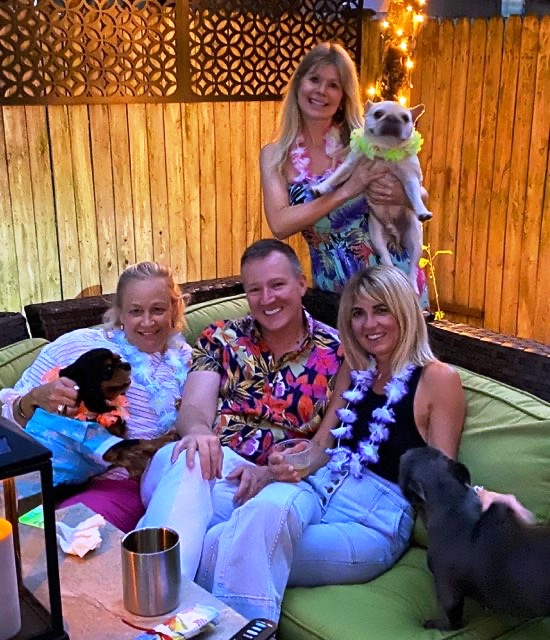 Leigh Primack  Wendy Elstien  Phillip and Angie