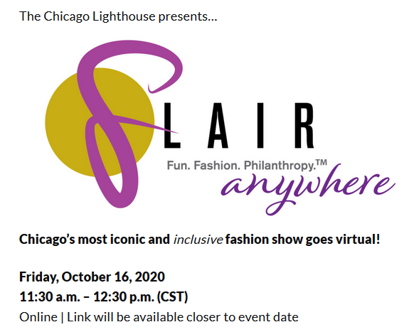 Flair chicago lighthouse oct.