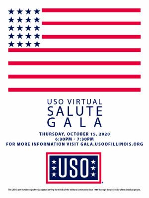 USO Thursday   Oct. 15  630  Rachel Feinberg.