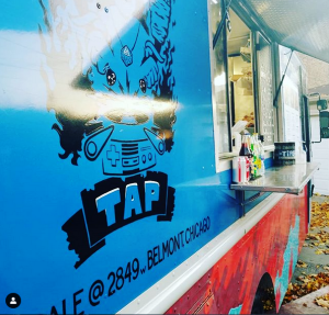 DMen Tap food truck
