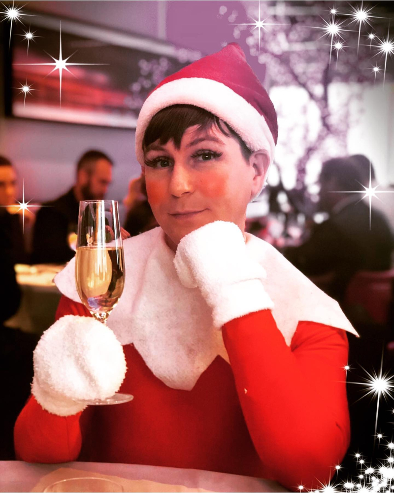Cheers - The Real Elf