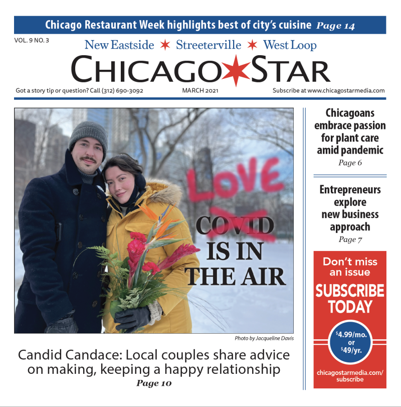 Chicago Star debuted March 1  2021