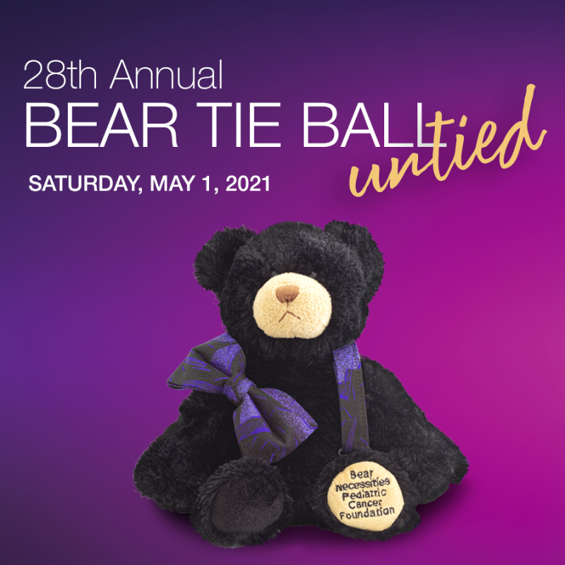 Bear Necessities untied virtual event