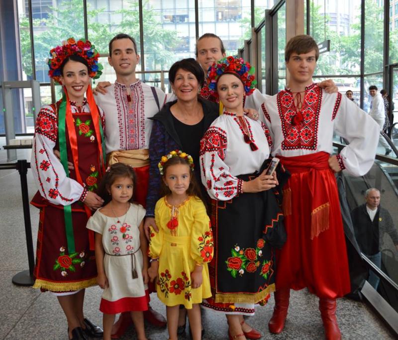 #6--Ukranian picnic