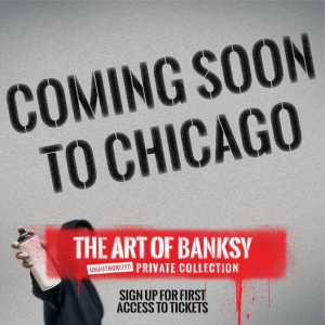 Banksy exhibit