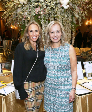 Caroline Grossinger and Dr. Janet Szlyk  Chicago Lighthouse president-CEO