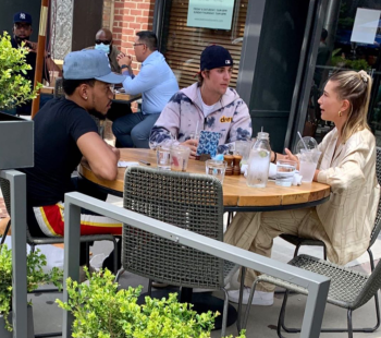 Chance and the Biebers in chicago